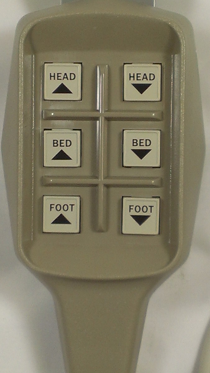 Hospital Bed Remote Control Replacement