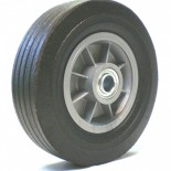 Flat Free Rubber Wheel