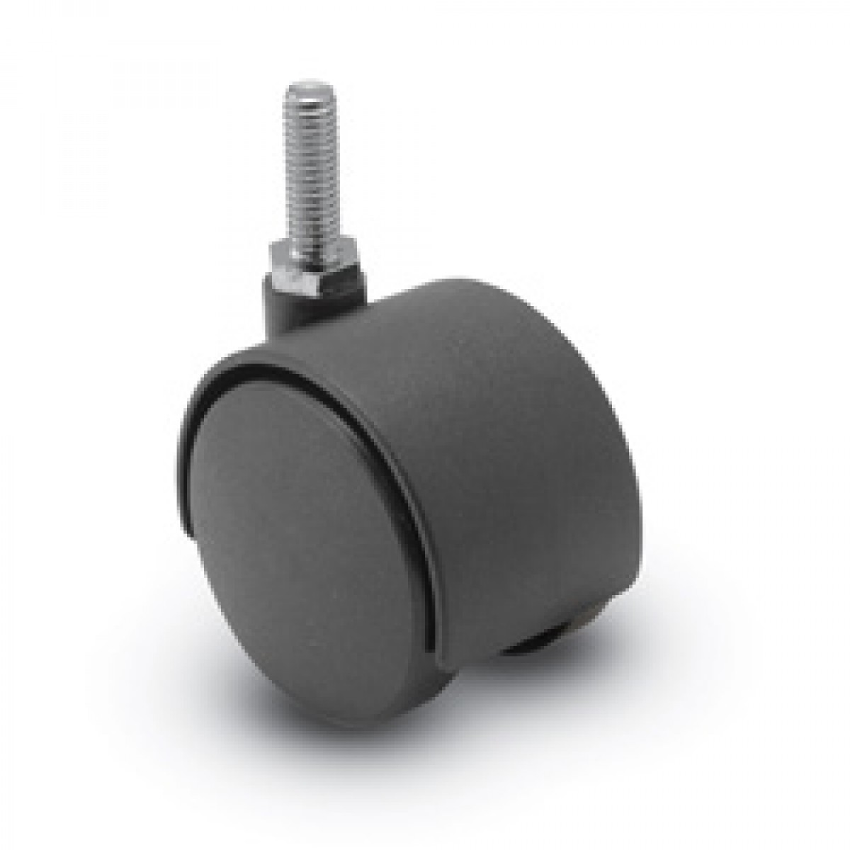 ... Overbed Caster Replacement Caster Standard Twin Wheel With Hood