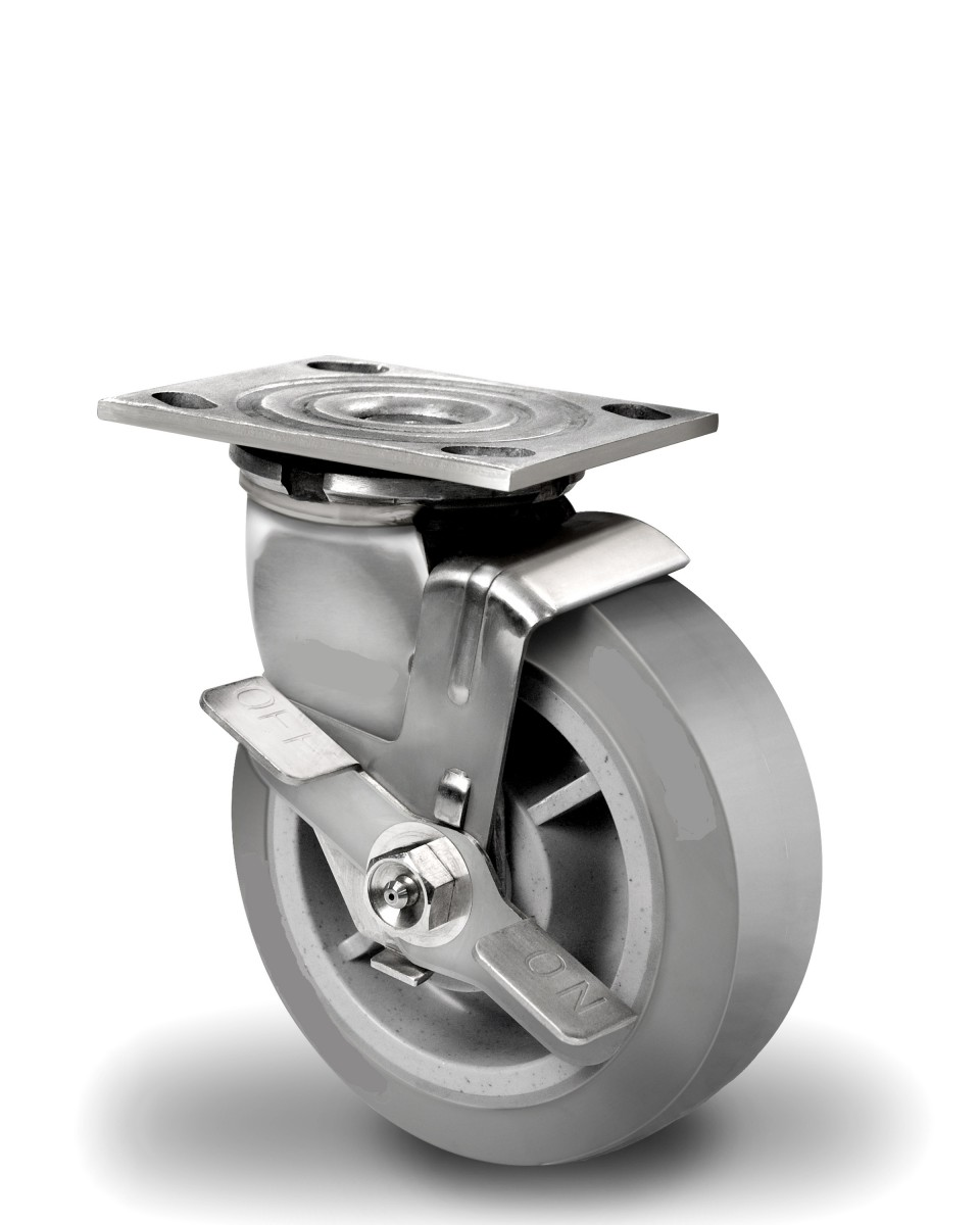 Stainless Steel Casters And Wheels