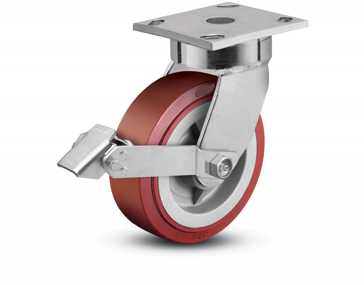 Casters With Brakes Braking Casters Locking Casters