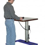 Power Ajustable Height Work Table