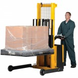 Battery Power Pallet Jack and Lift