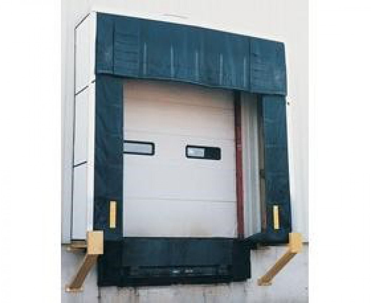 Dock Door Equipment Dock Roll Up Doors Dock Curtains