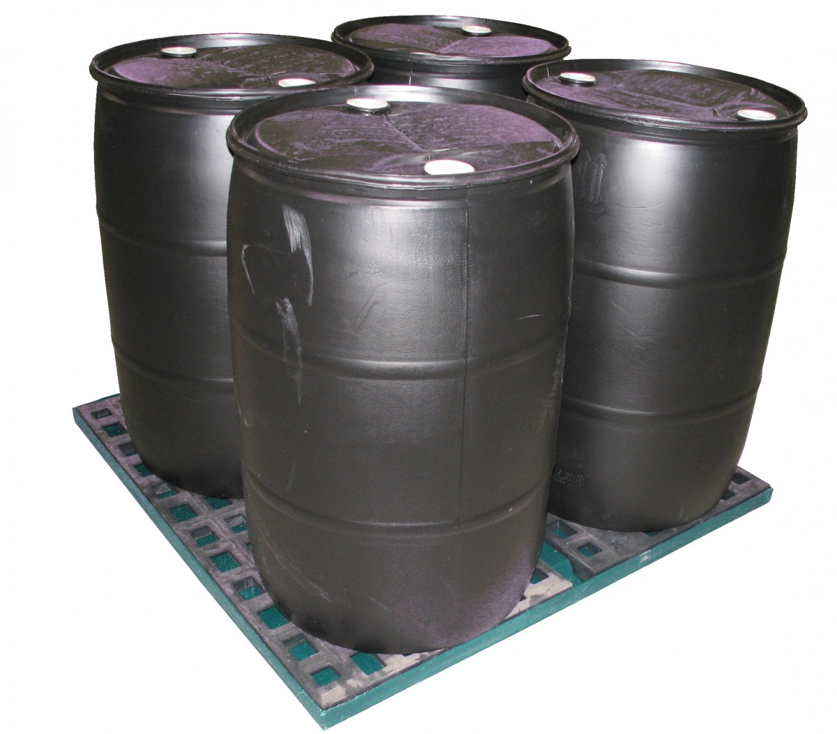 Drum Storage And Drum Spill Containment
