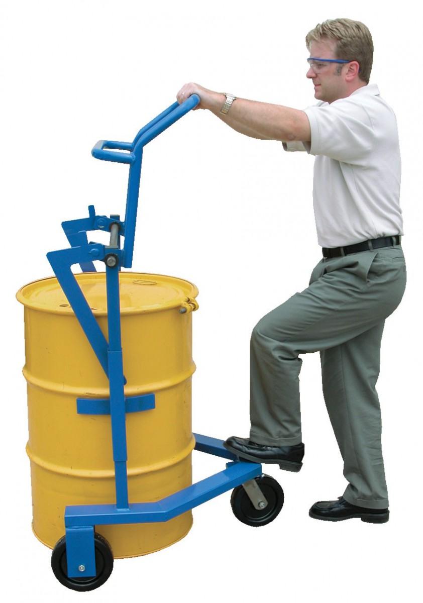 Drum Transport And Lift Equipment Manual Drum Equipment