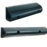 Extruded Rubber Dock Bumpers