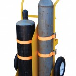 Gas Cylinder Cart with Divider