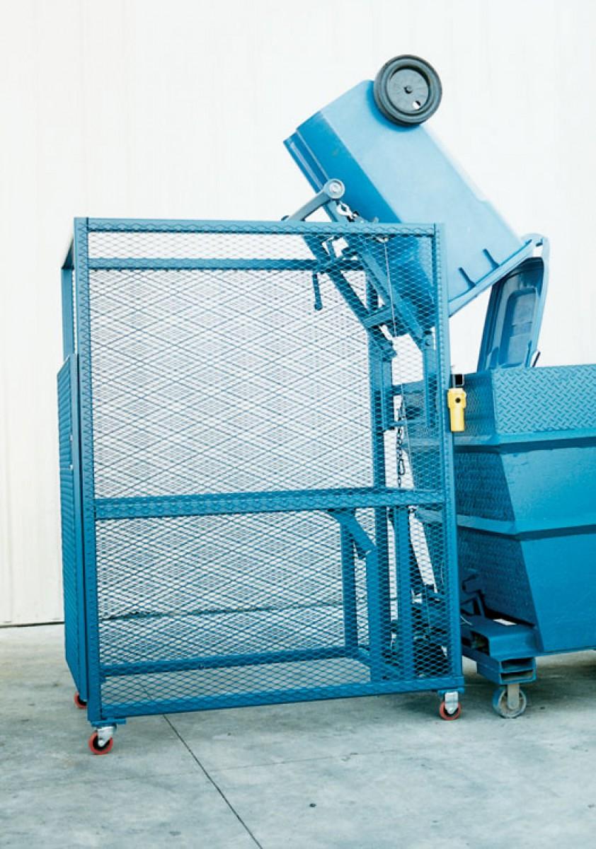 Ergonomic Waste Handling Ergonomic Waste And Recycling