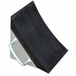 Laminated Rubber on Steel Wheel Chock