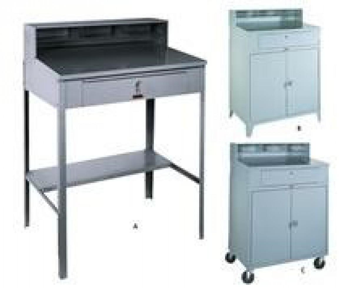 metal desk - 28 images - 5ft vintage metal tank desk pedestal ebay, industrial desks metal desks ...