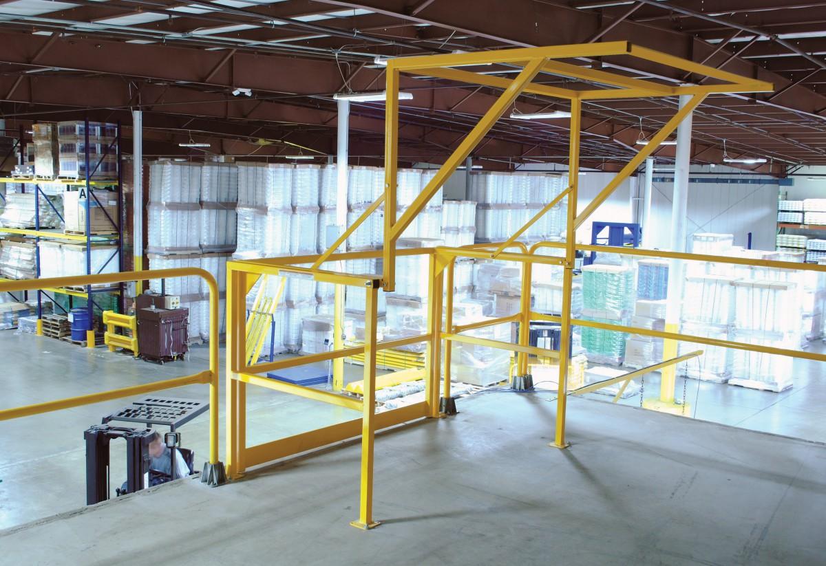 Mezzanines Warehouse Mezzanine Industrial Mezzanine