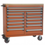 Mobile Metal Tool Chest