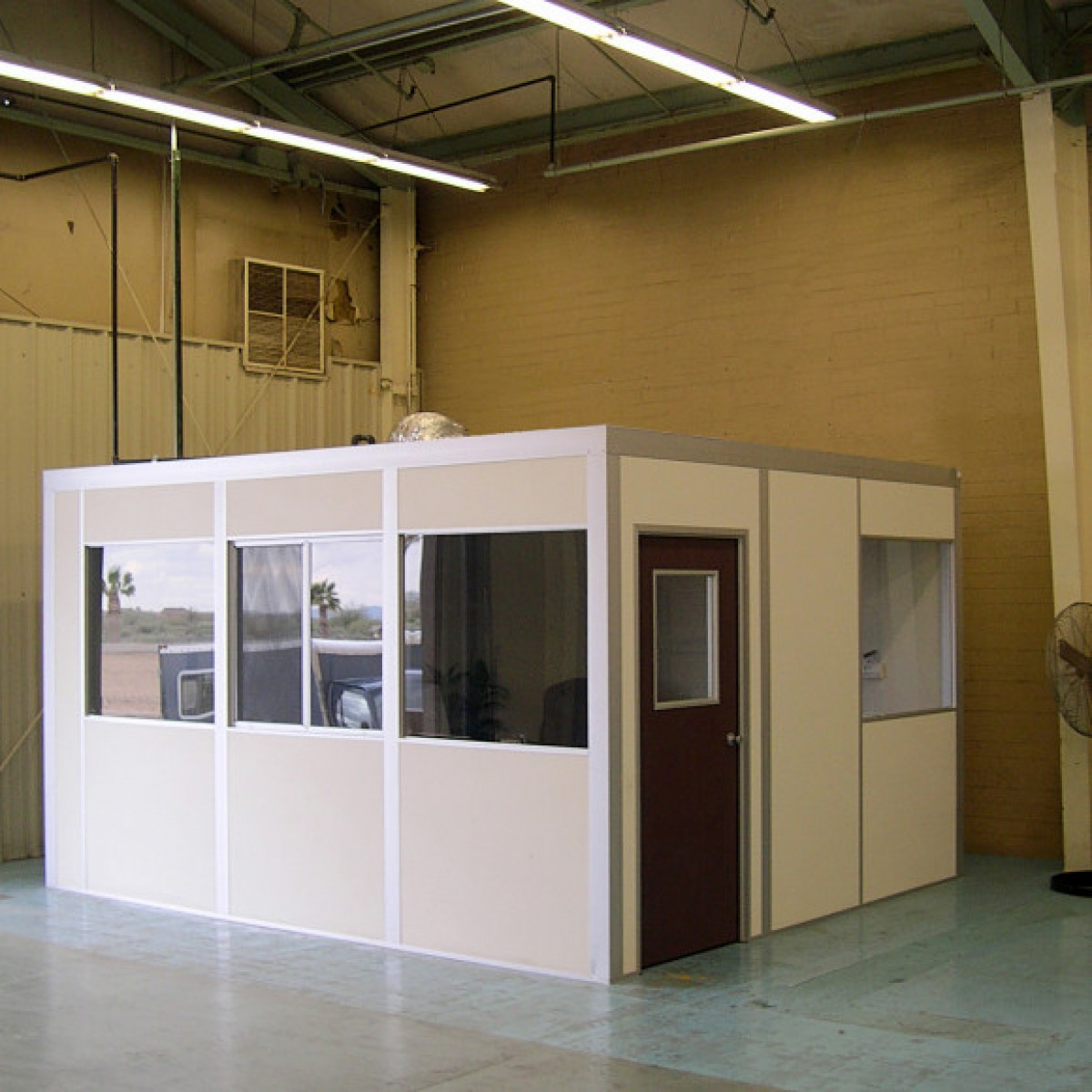 MODULAR BUILDINGS, MODULAR OFFICES, IN-PLANT OFFICES