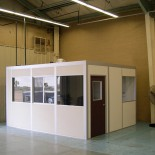 Modular Shipping and Receiving Office