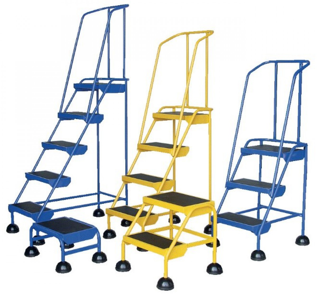 ... Portable Warehouse Stairs Many sizes and styles. Rolling Ladders Rolling Stairs Step Stools  sc 1 st  Humphries Casters & Rolling Ladders Rolling Stairways Step Stools islam-shia.org