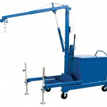 Battery Powered Mobile Lift Crane