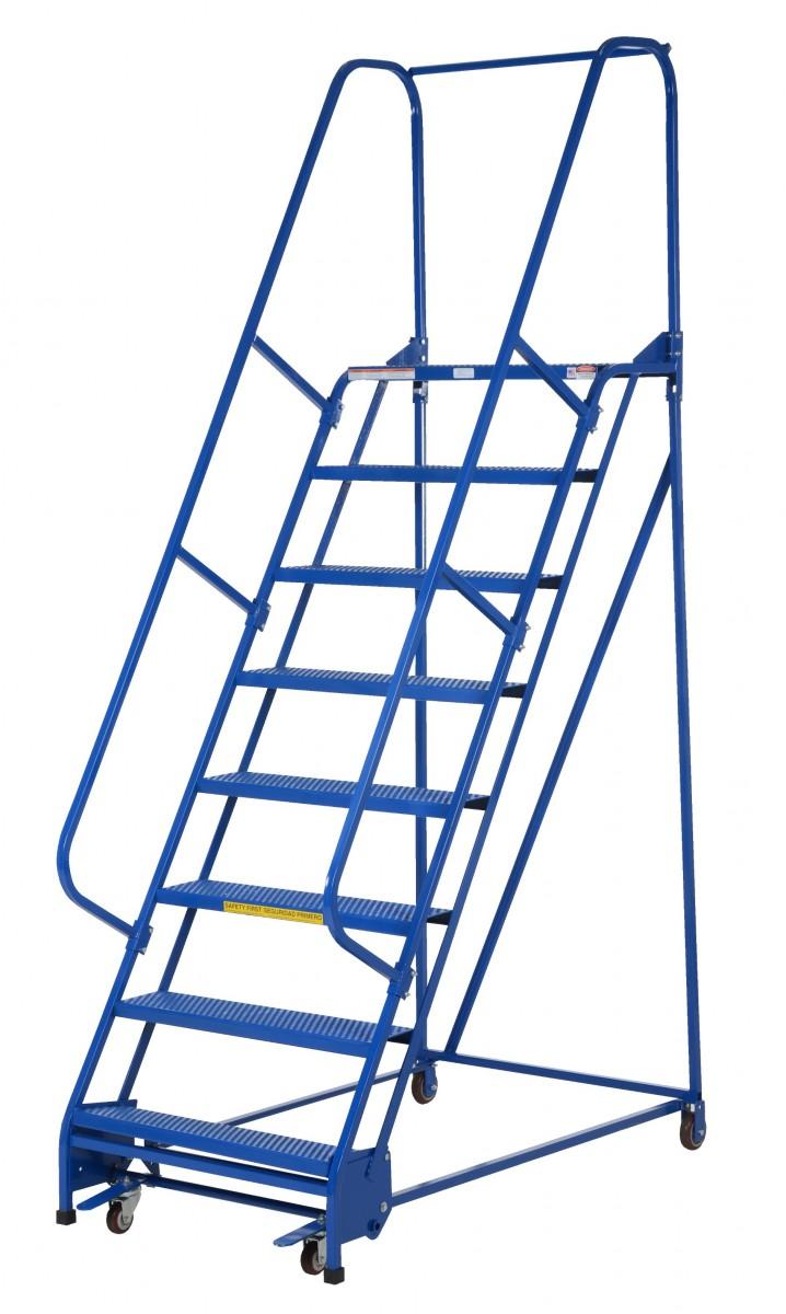 Rolling Ladders Rolling Stairways Step Stools