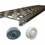 Skate Wheel Conveyor and Replacement Wheels