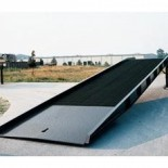 Steel Yard Ramp Grade Level Dock