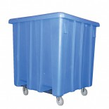Trash Waste Poly Bin