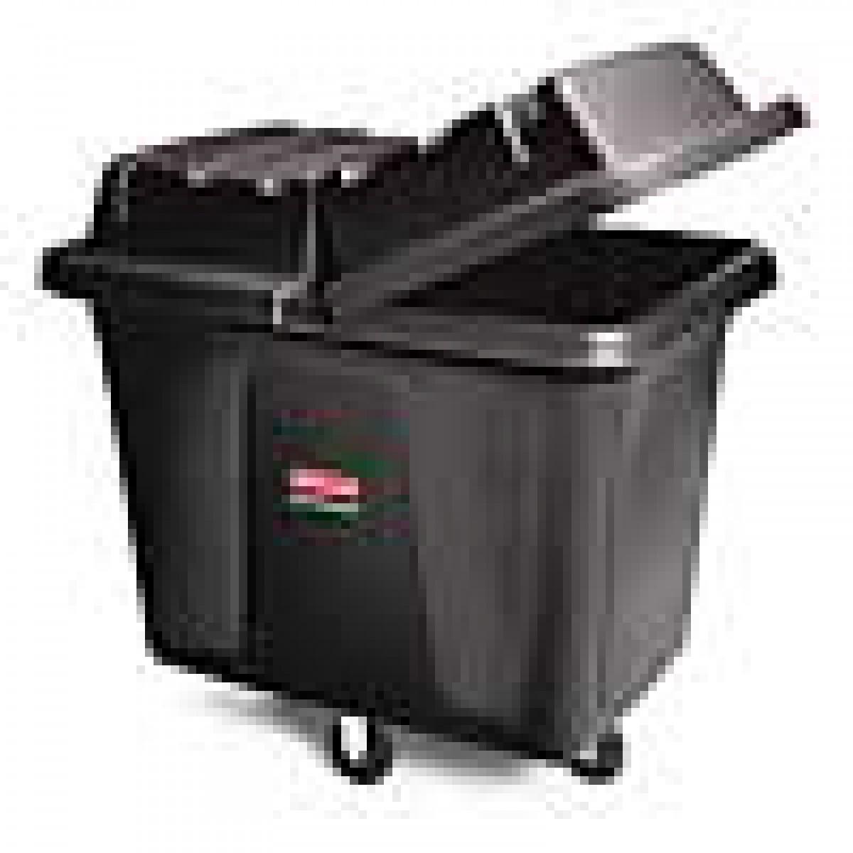 Cube Carts Tilt Carts Cube Trash Carts