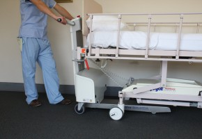 Hospital Bed Mover