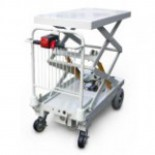 Electric Cart with Platform Lift