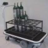 Power Oxygen Tank Cart