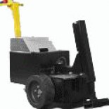 Large Industrial Tugger with Hitch