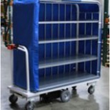 Electric Laundry Cart
