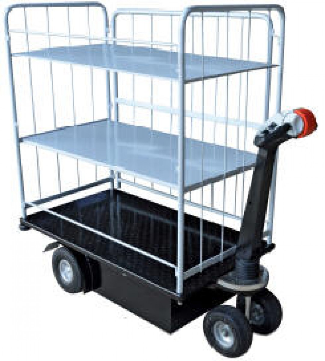 Electric Battery Powered Carts Automatic Carts Electric